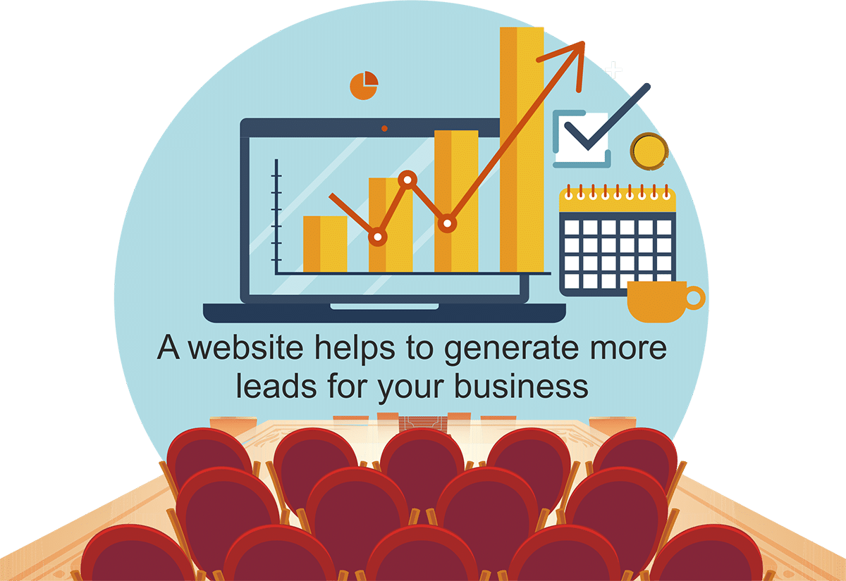 Generate more leads through your website
